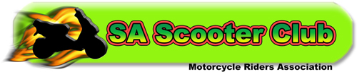 scooter club fire logo